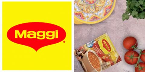 Maggi Chicken & wheat soup