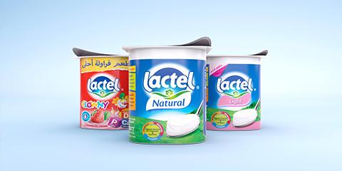 Lactel promotion (TV commercial)