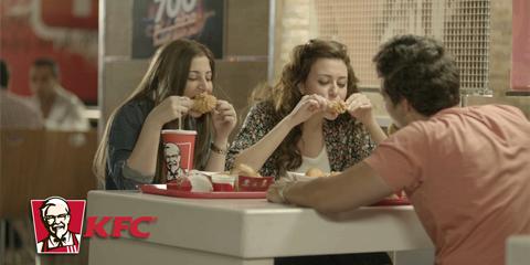 KFC (smile)